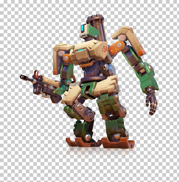 Overwatch Bastion Wikia Hanzo, overwatch PNG clipart.