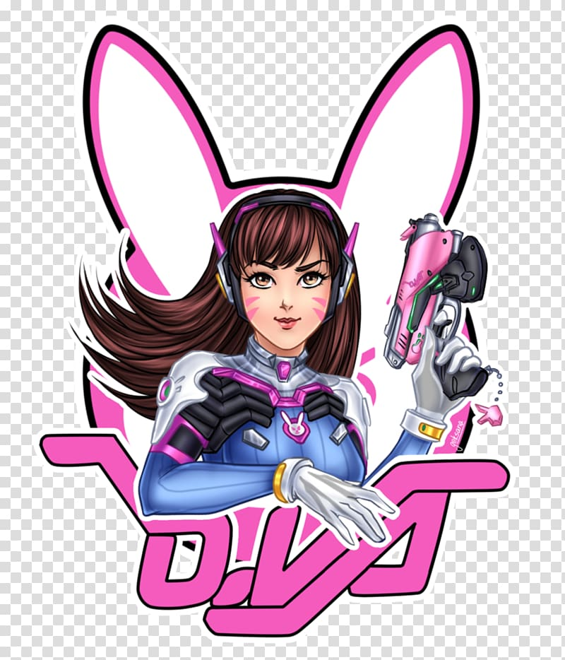 Dva transparent background PNG cliparts free download.