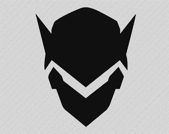 Genji Clipart Overwatch.
