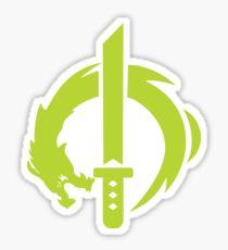 Genji: Stickers.