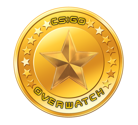 Overwatch gold medal clipart images gallery for free.