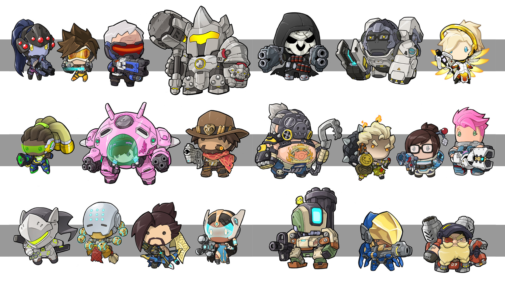 overwatch character clipart 20 free Cliparts.