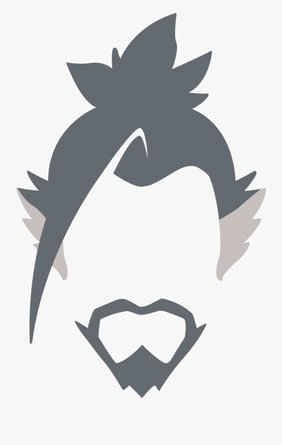Overwatch Hanzo Player Icon , Free Transparent Clipart.