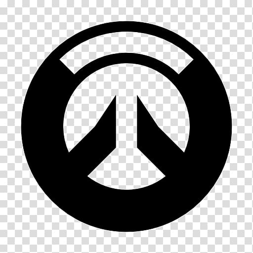 Overwatch Computer Icons Logo, we transparent background PNG.