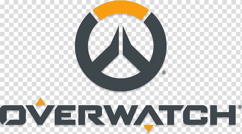 Overwatch League BlizzCon Tracer Logo, overwatch transparent.