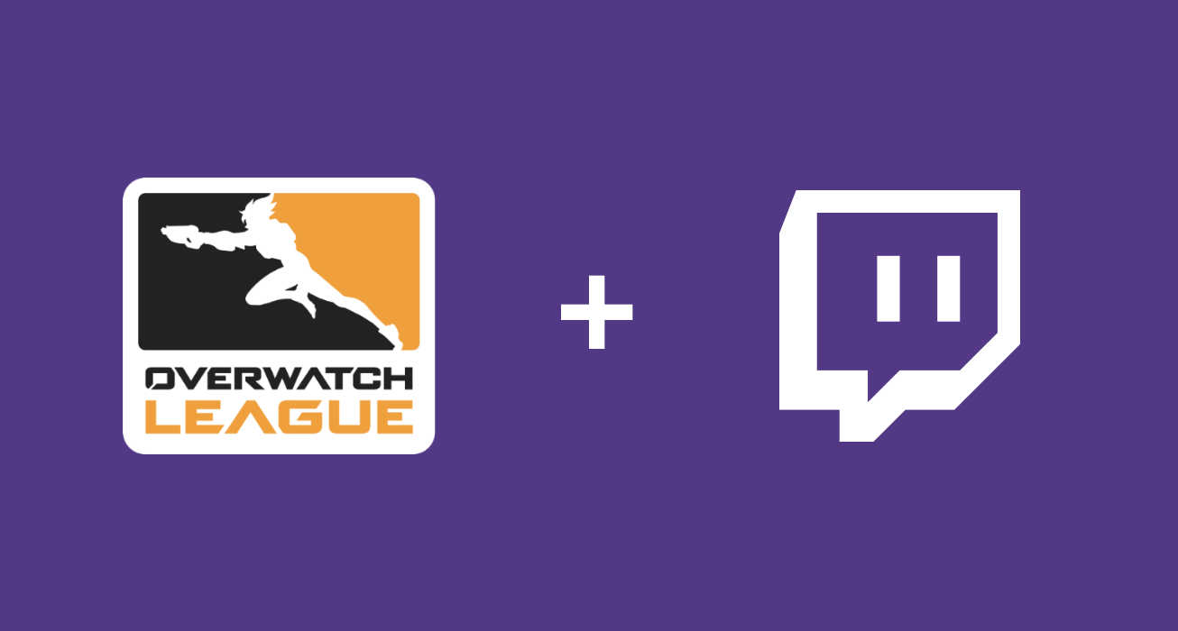 Every Overwatch League match is coming to Twitch.