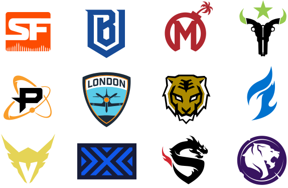 Free collection of Overwatch league logo png. Download.