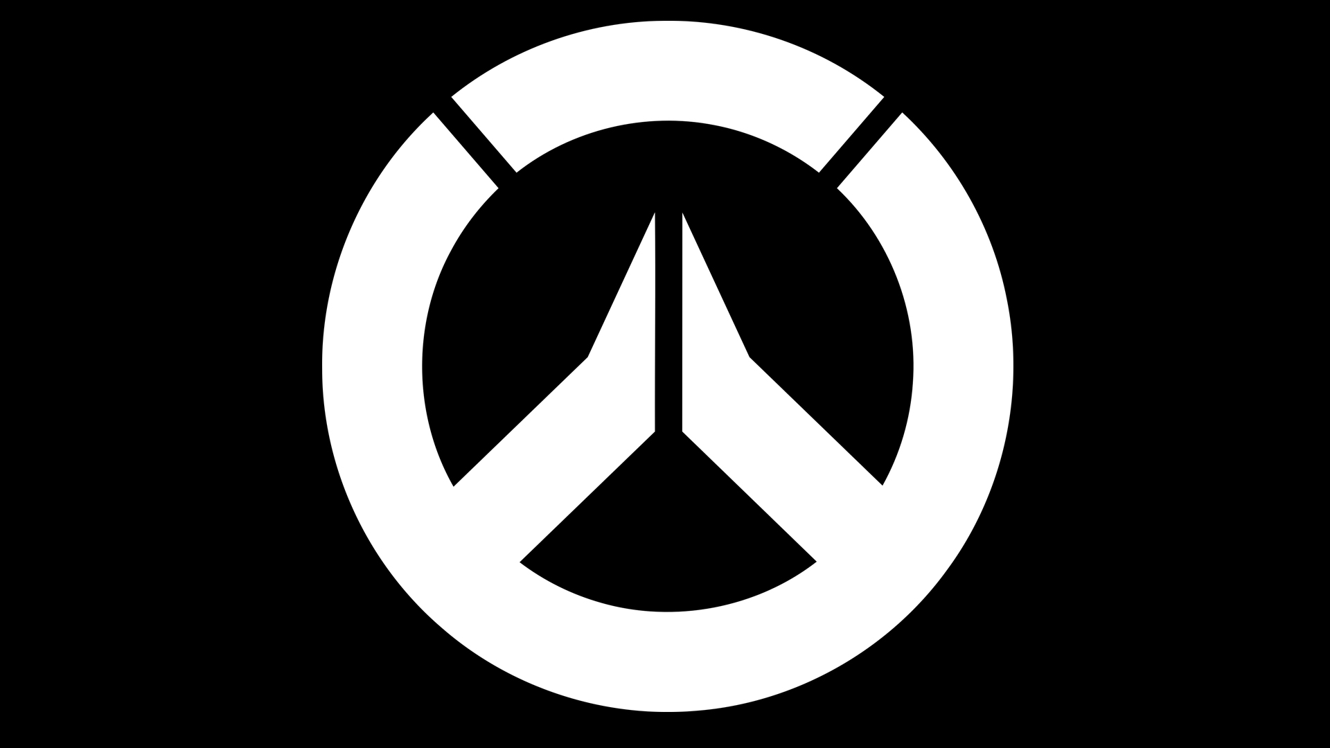 Meaning Overwatch logo and symbol.