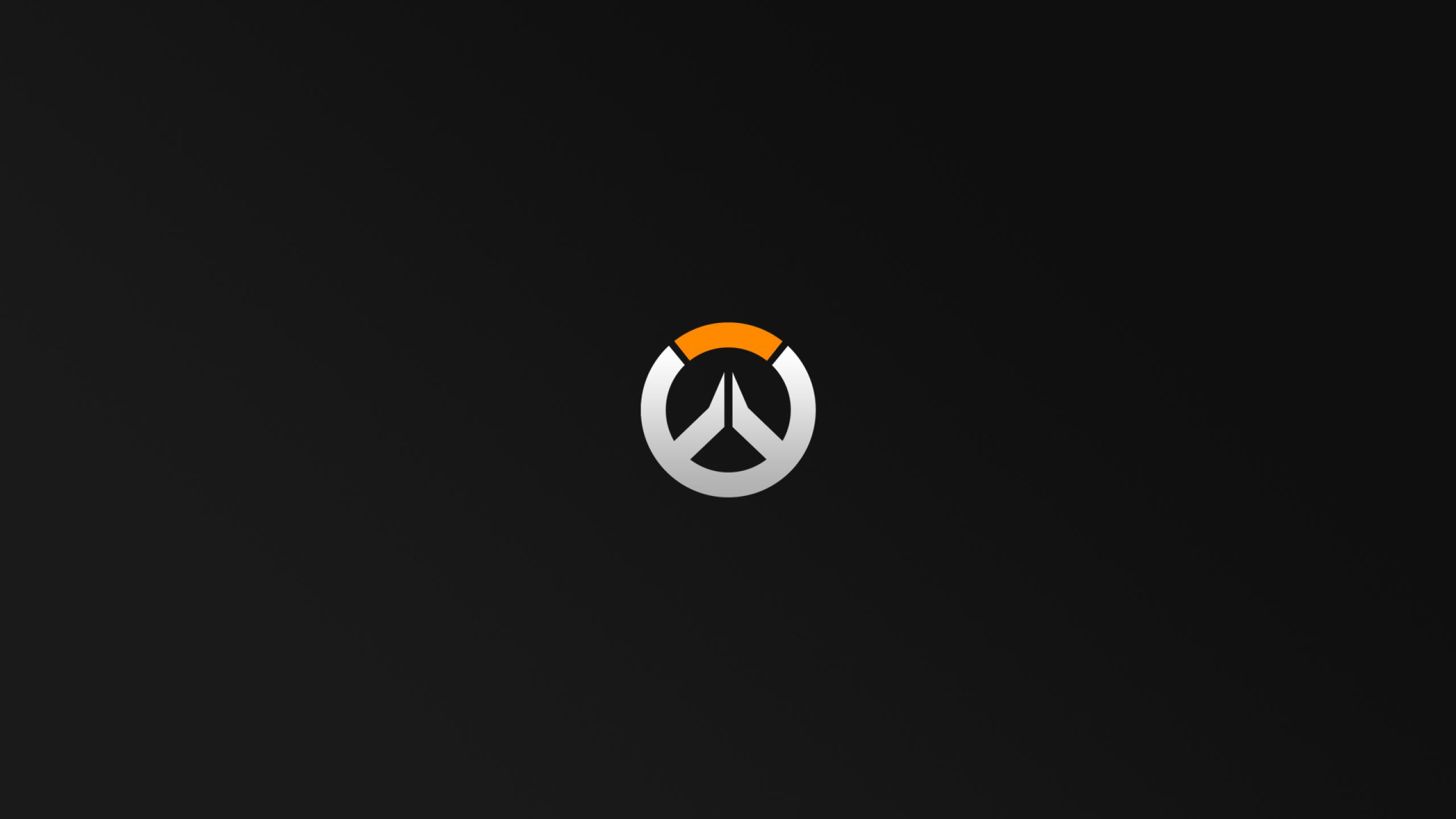 2560x1440 Overwatch Logo 1440P Resolution Wallpaper, HD.
