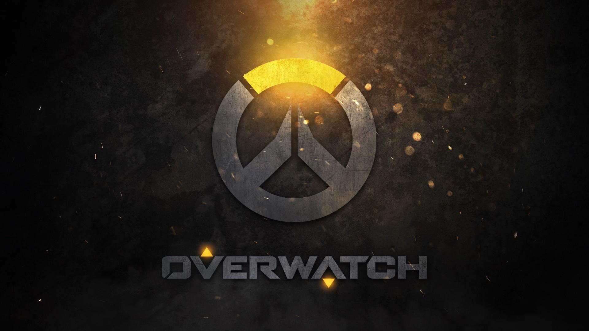 Overwatch Logo Wallpapers.