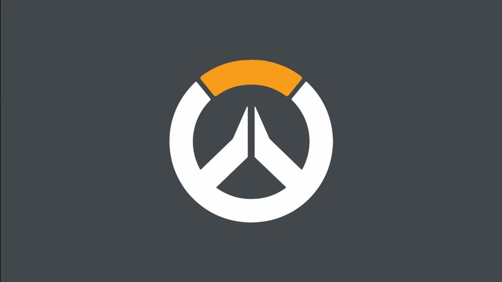 Steam Community :: :: Minimalist Overwatch logo wallpaper.