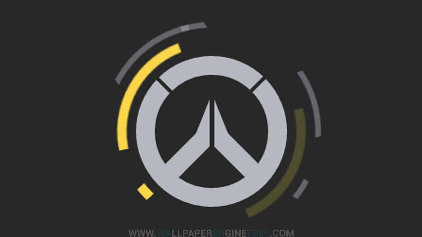 Download Animated Overwatch Logo Wallpaper Engine Free.