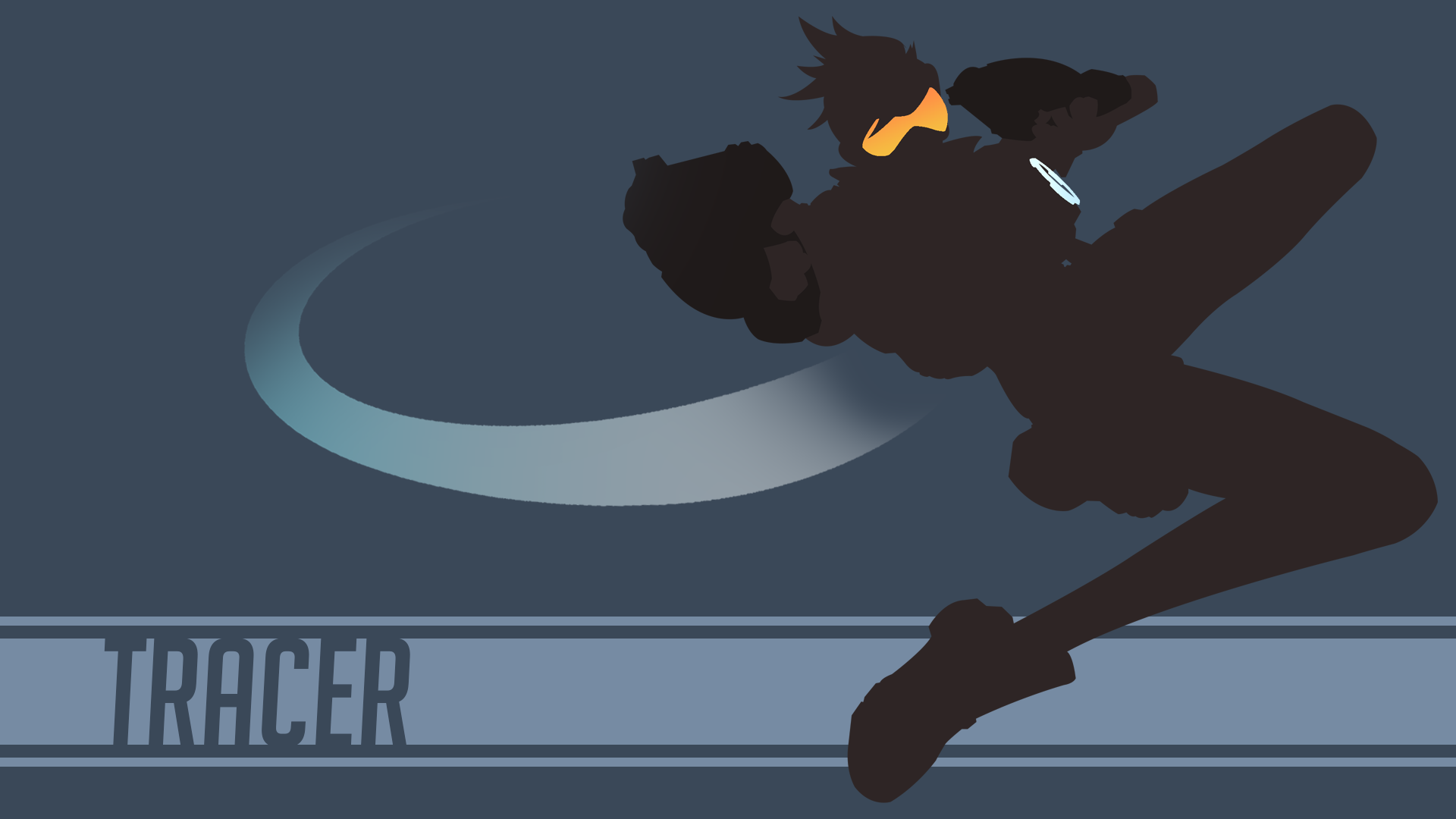 Overwatch Minimalist Wallpapers.