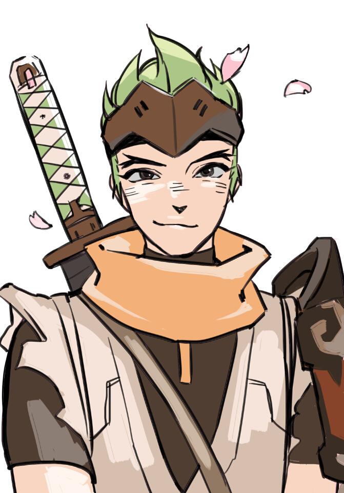 Greetings! My name is Genji Shimada (Shimada Genji is also fine.