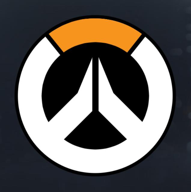 Overwatch Steam Clipart.