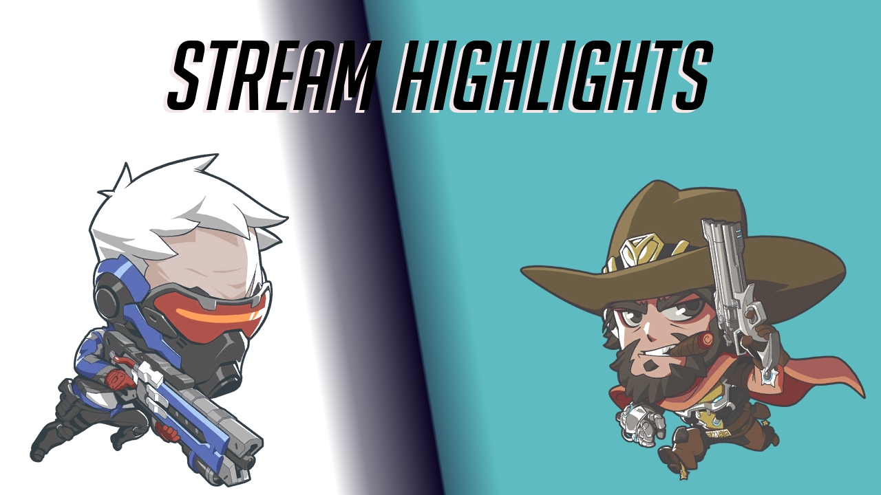 Overwatch] Steam Highlights Cont. w/Friends.