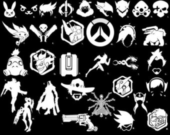 Overwatch Hd Clipart.