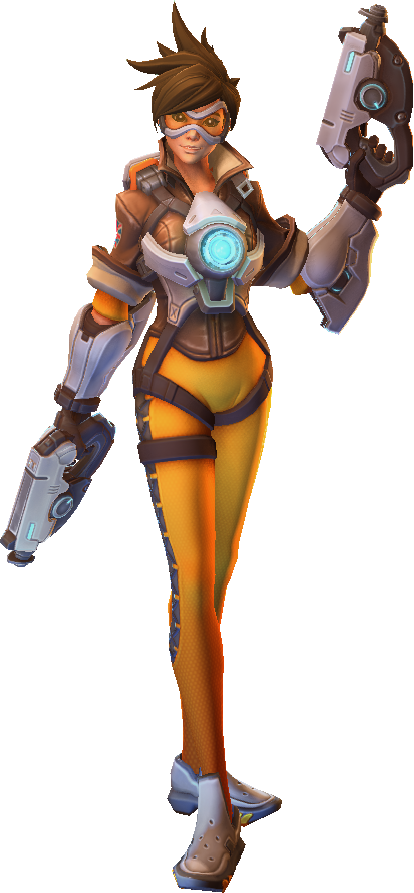 Overwatch tracer png clipart images gallery for free.