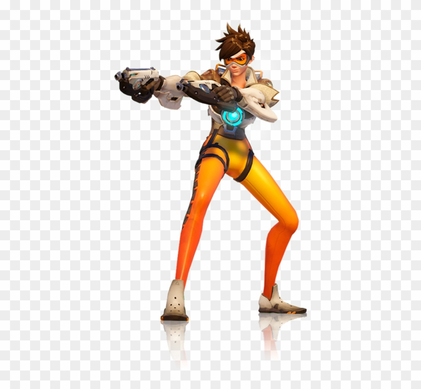 Overwatch Tracer Png.