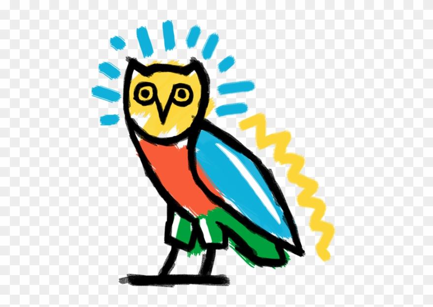 Ovo Owl Png.