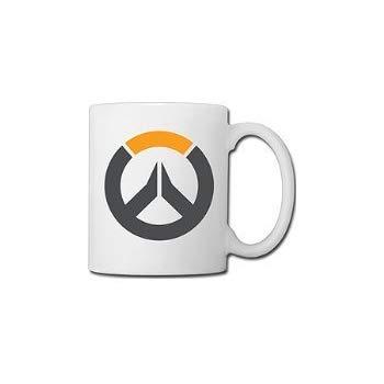 OW Overwatch Logo Custom Coffee/Tea Mug by STALISHING.