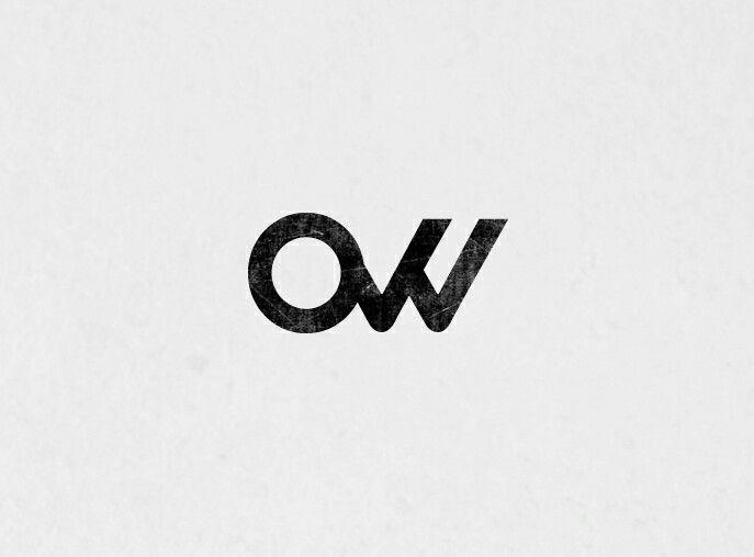 Ow minimal logo.