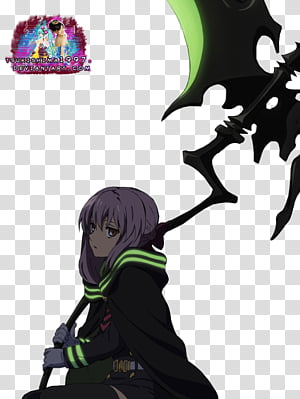 Owari No Seraph transparent background PNG cliparts free.