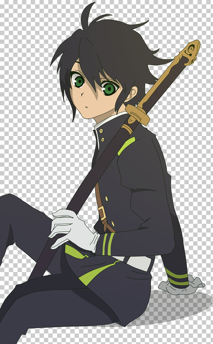 Seraph of the End Anime Fiction Shino Aburame, owari no.