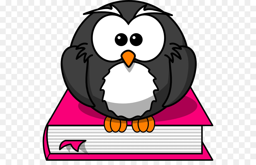 Owl Cartoon clipart.