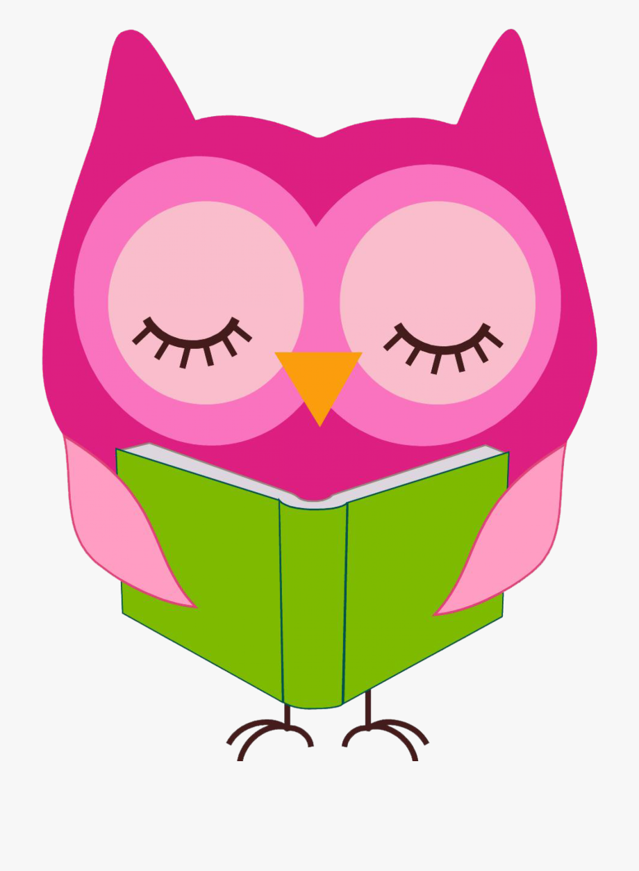 Book And Owl Clipart Collection.