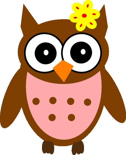 Owl Baby Shower Clip Art at Clker.com.