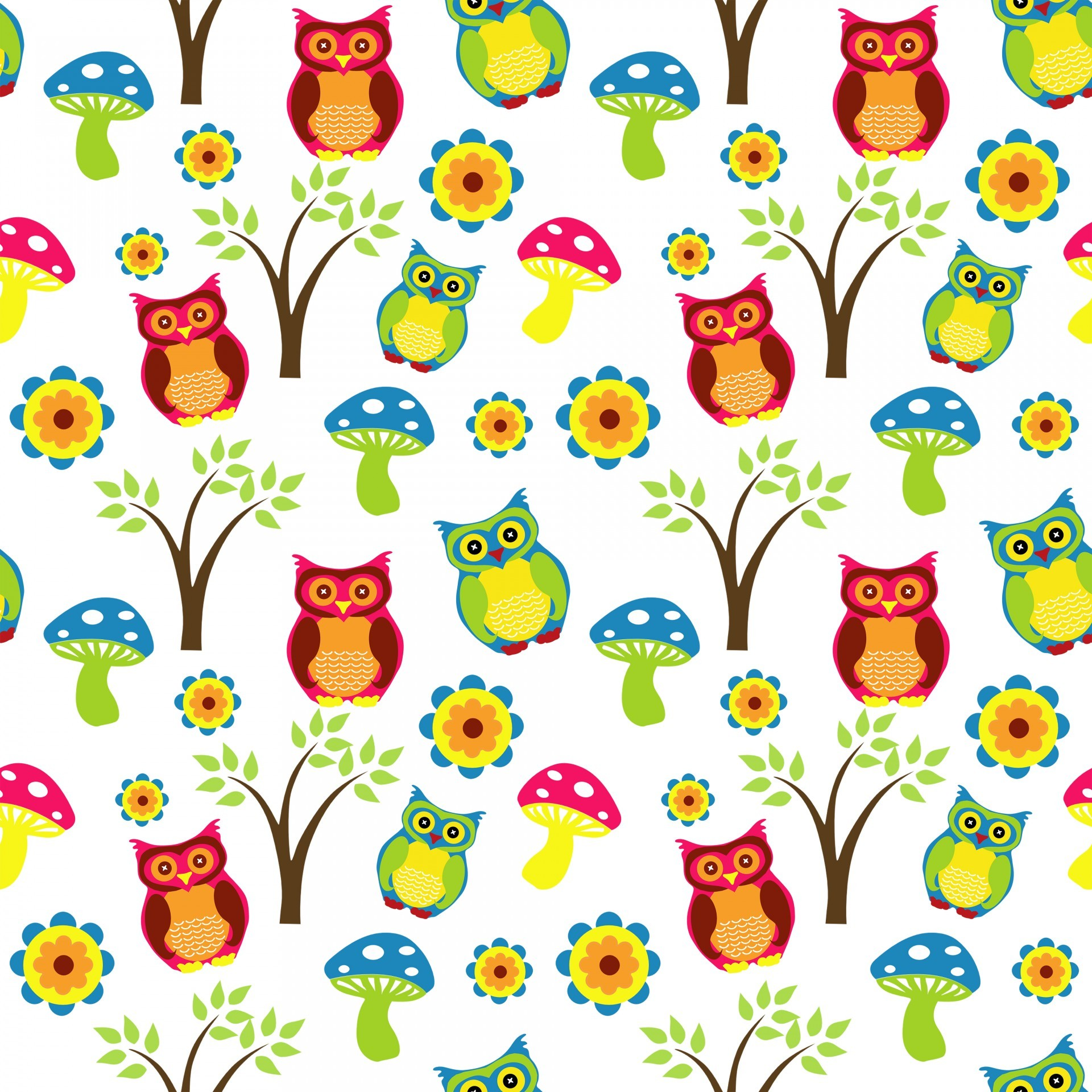 71+ Cute Owl Wallpapers on WallpaperPlay.
