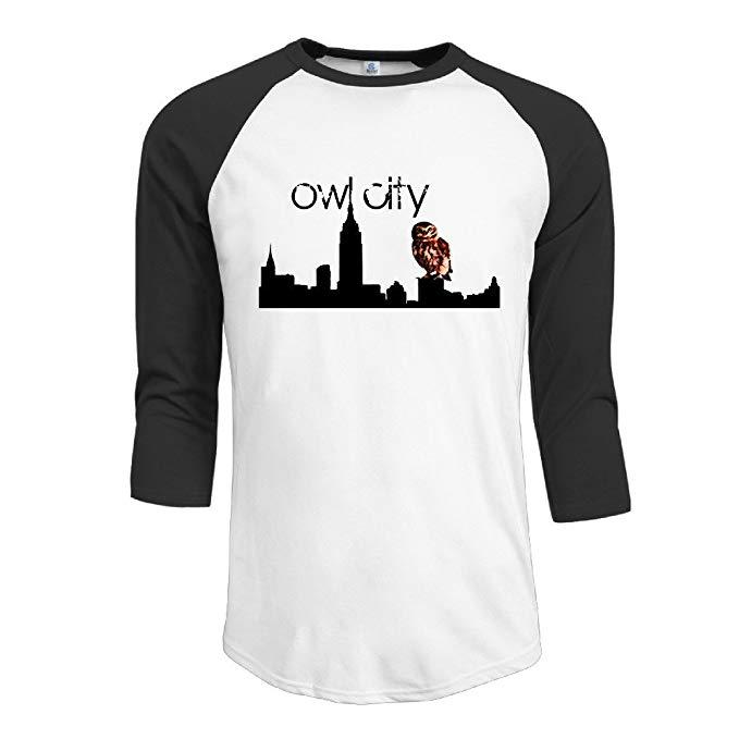 Amazon.com: CALZ Men\'s Owl City Logo Three.