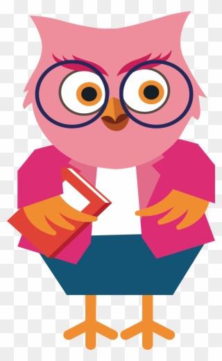 Clipart Bird Teacher.