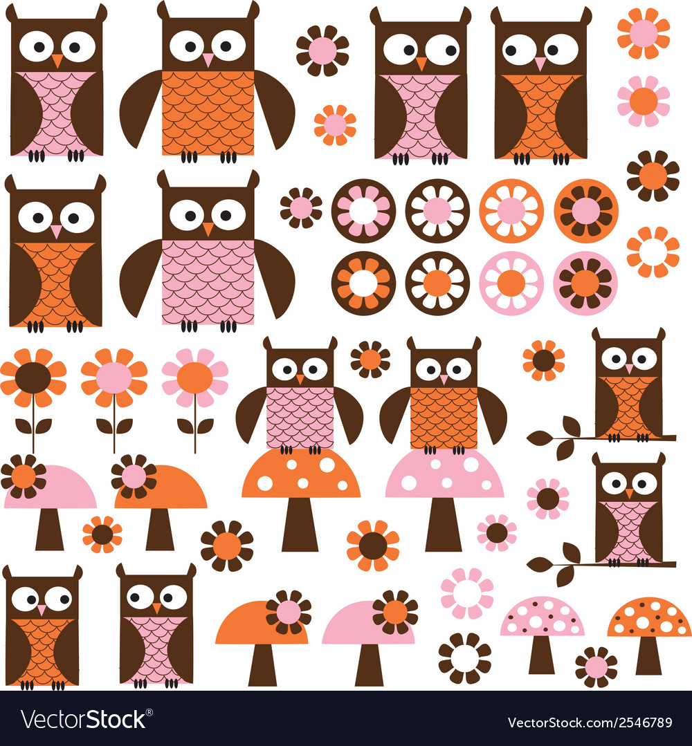 Owl clipart.