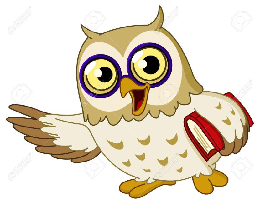 Teacher owl clipart 3 » Clipart Station.