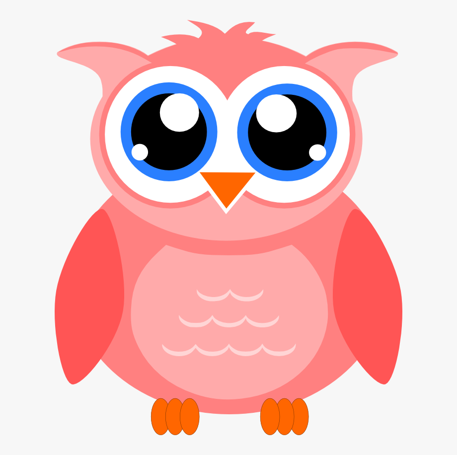 Owl Clipart August.