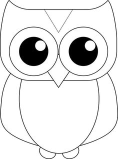 Owl clipart black and white 3 » Clipart Station.