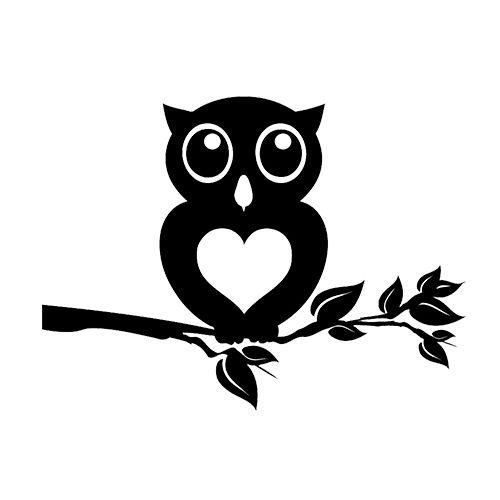 Free Cute Owl Silhouette, Download Free Clip Art, Free Clip.