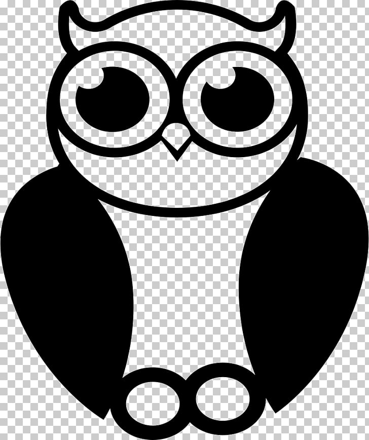 Owl Drawing Silhouette , owl PNG clipart.