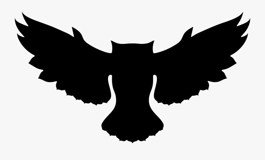 Clip Art Owl Wing Clipart.