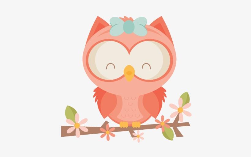Girl Owl Png.