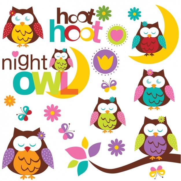 Owl Vectors, Photos and PSD files.