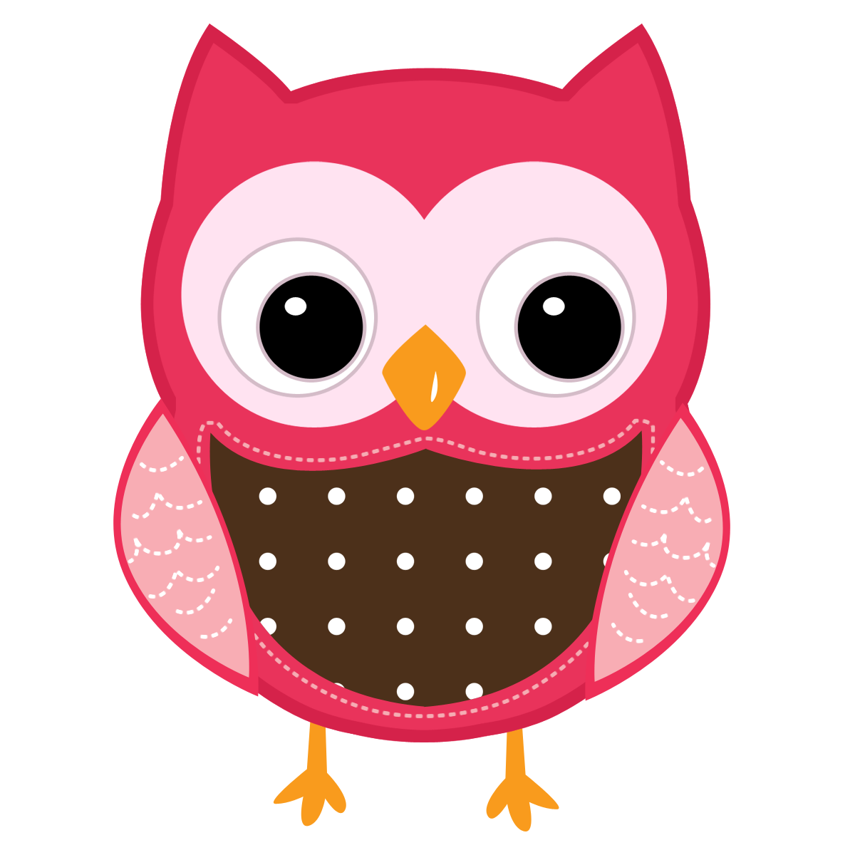 Free Cartoon Owl Face, Download Free Clip Art, Free Clip Art.