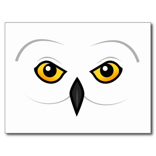 Free Cartoon Snowy Owl, Download Free Clip Art, Free Clip.