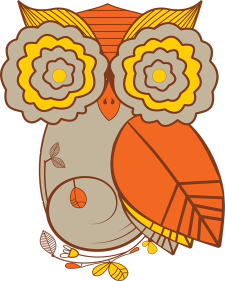 Download Free png Owl Fall Clipart.