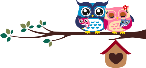 Free Owl Family Cliparts, Download Free Clip Art, Free Clip.
