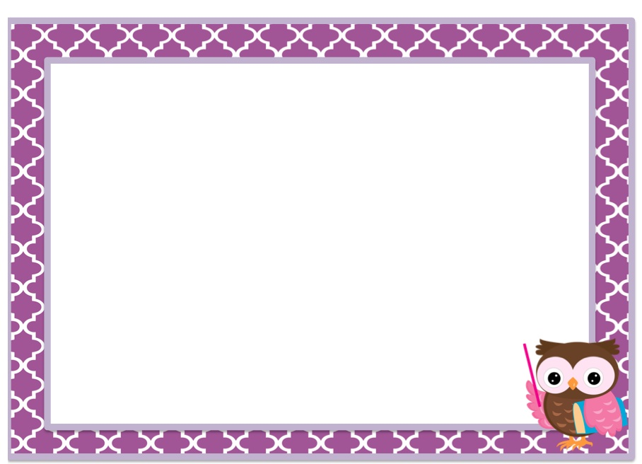 Owl Border Clip Art & Owl Border Clip Art Clip Art Images.
