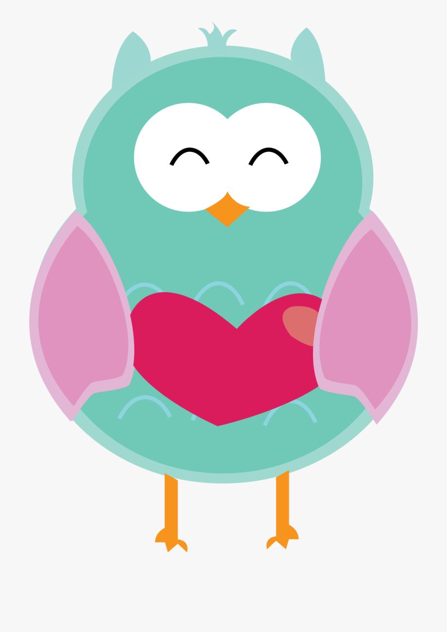 Green Owl Big Image Png.