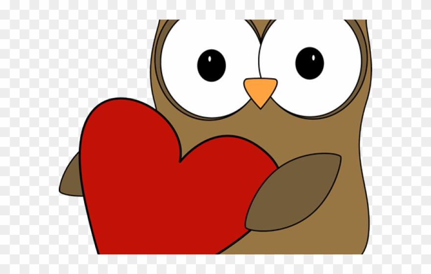 Heart Clipart Owl.